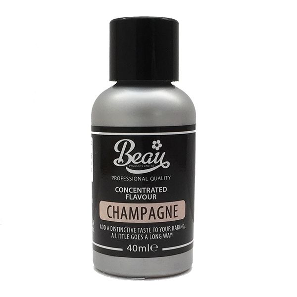 Beau Products 40ml Champagne Flavouring