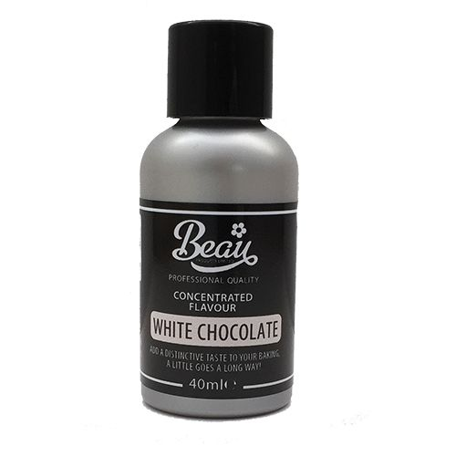 Beau Products 40ml White Chocolate Flavouring